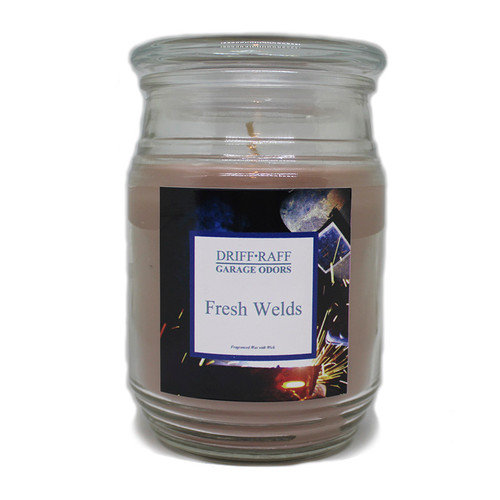 Fresh Welds Candle