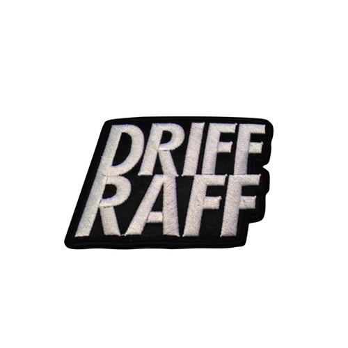 Driff•Raff Patch Sticky Back