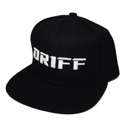 Black DRIFF Snapback