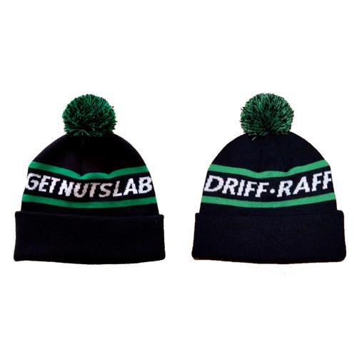 252e5629e Get Nuts Lab X Driff•Raff Beanie | By Driff Raff