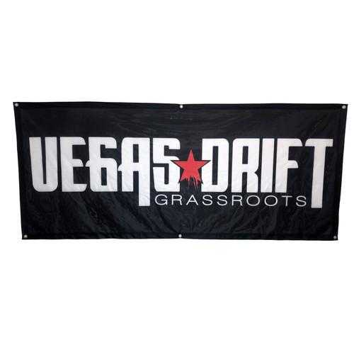 Vegasdrift Grassroots Shop Flag Banner | Vegas Drift