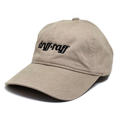 Driff Raff Khaki Dad Hat