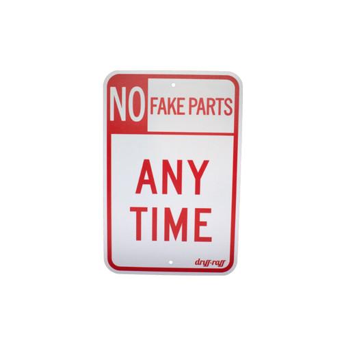 No Fake Parts