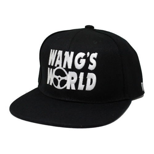 40d30bd424112e Wang's World Snapback by Driff•Raff. Quick view Add to Cart. Get Nuts Lab