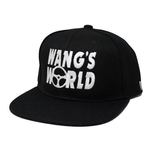 Wang's World Snapback by Driff•Raff