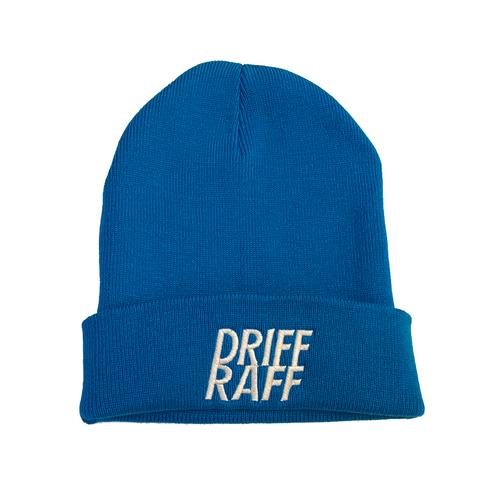 Blue Driff Raff Beanie