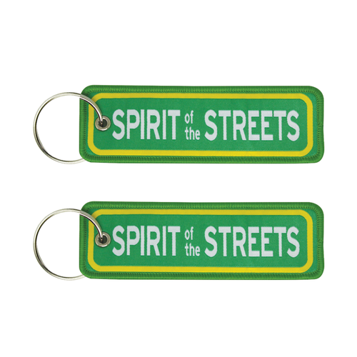 Spirit of the Streets Flight Tag by Vegasdrift
