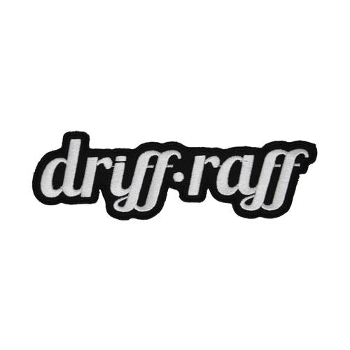 Driff Raff Logo Patch