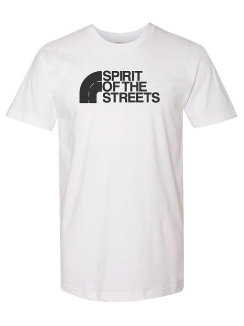 Spirit of the Streets Center Chest onT-Shirt by Vegasdrift