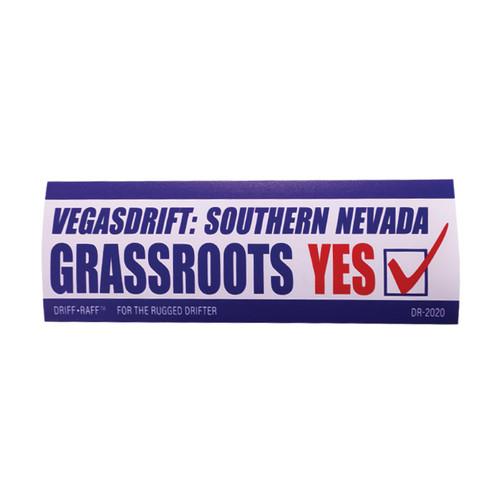 Vegasdrift: Southern Nevada Grassroots YES! by Vegasdrift