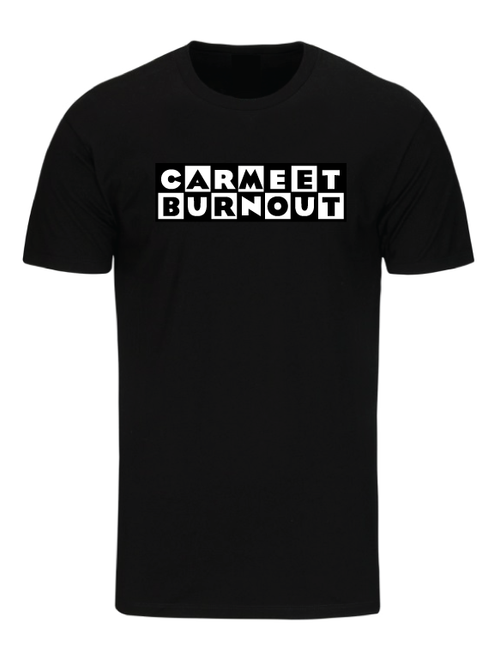 Carmeet Burnout T-Shirt by Driff•Raff White Shirt