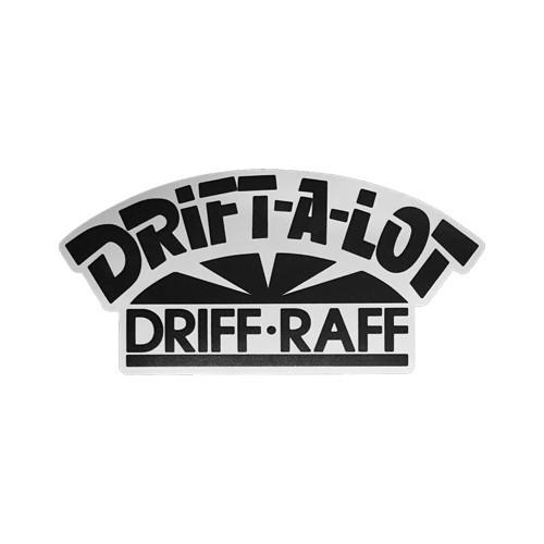 Drift A Lot Sticker | by Driff•Raff