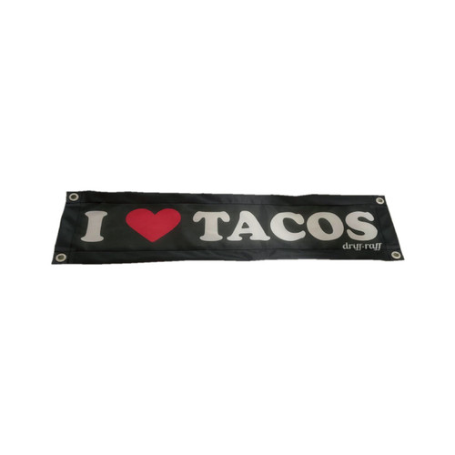 I Love Tacos Flag | by Driff Raff