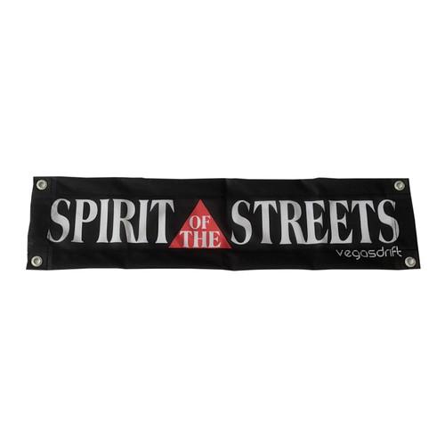 Mini Spirit of the Streets Flag | by Vegasdrift