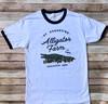 Ringer Alligators & Oranges Shirt