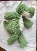 Marshmallow Gator Plush