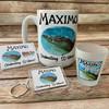 Maximo's 50th Shotglass