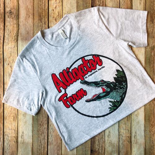 "Alligator Farm ""Tom Petty"" Shirt"