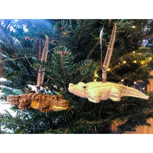 Collect both alligators!