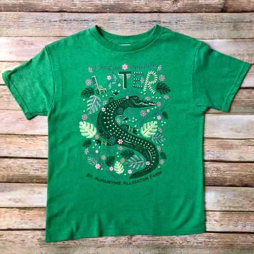 Later Alligator Kids Shirt
