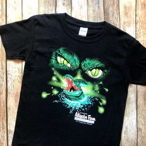 Glow in the dark Kids Shirt