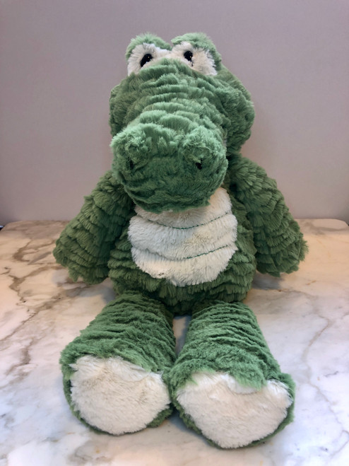 Marshmallow Gator Plush