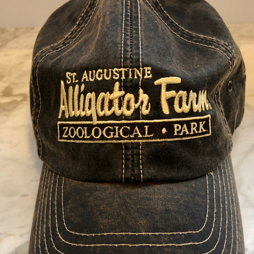 St. Augustine Alligator Farm Hat