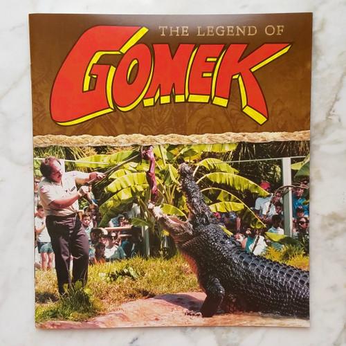 The Legend of Gomek