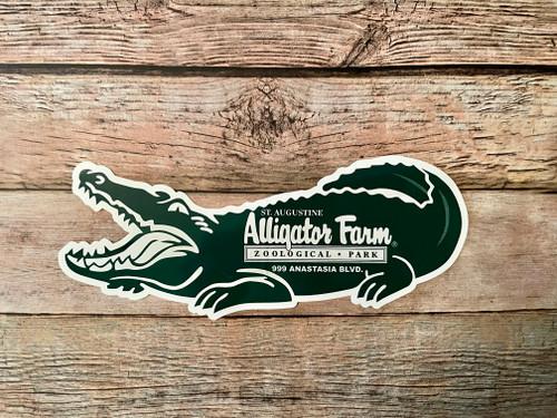 St. Augustine Alligator Farm Sticker
