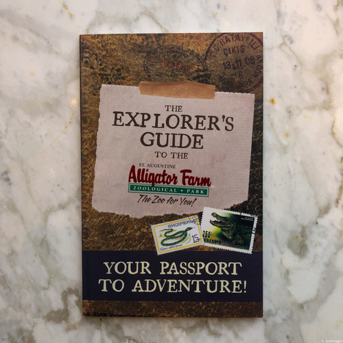 The Explorer's Guide to the Zoo!