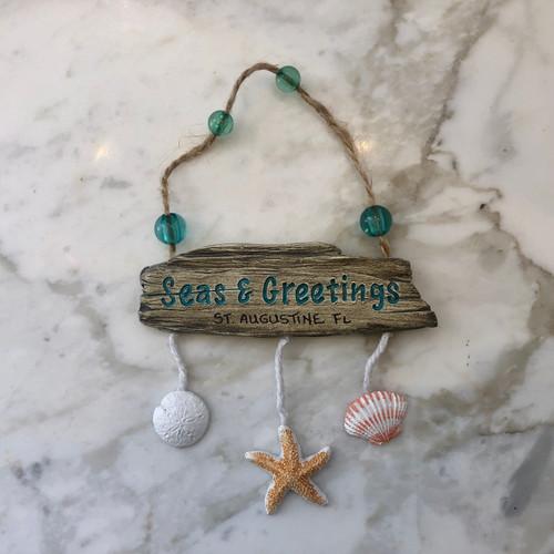 Seas & Greetings Ornament