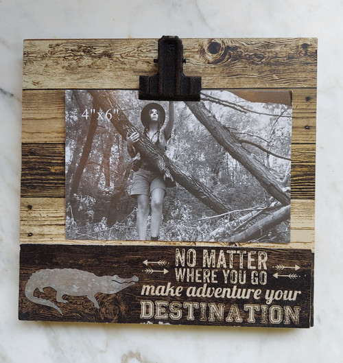 Destination Photo Frame