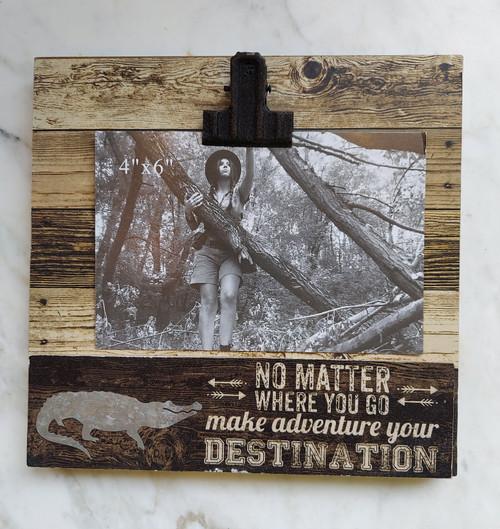 Destination Photo Frame