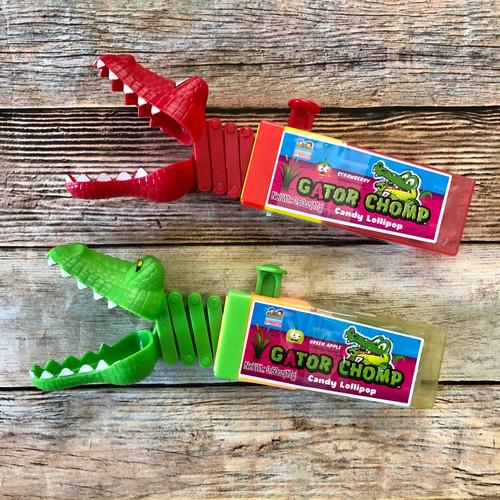 Gator Chomp Candy & Toy