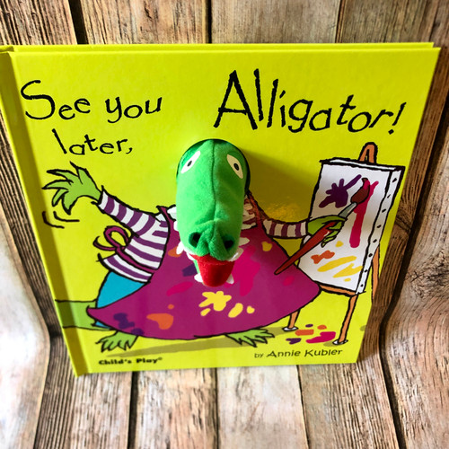 See you later, Alligator! Book