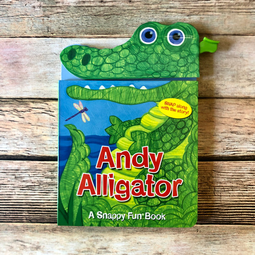 Andy Alligator, Snappy Fun Book