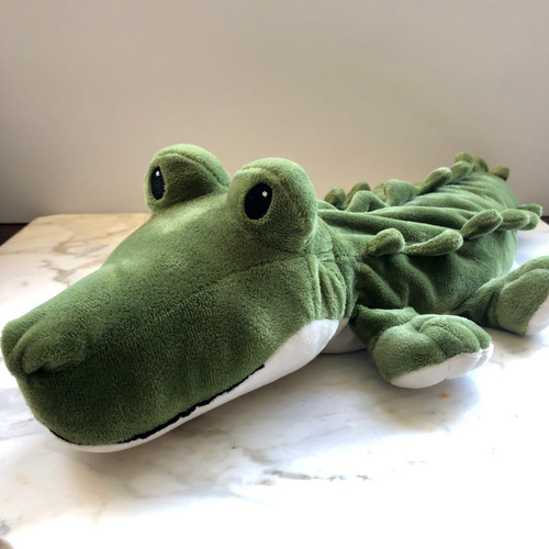 Alligator Warmie Plush, Large