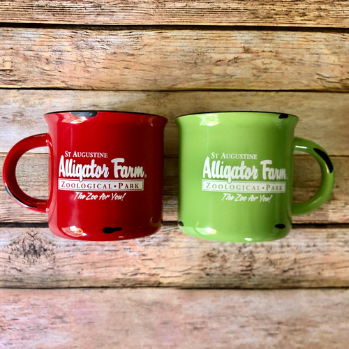 Alligator Farm Ventura Mug