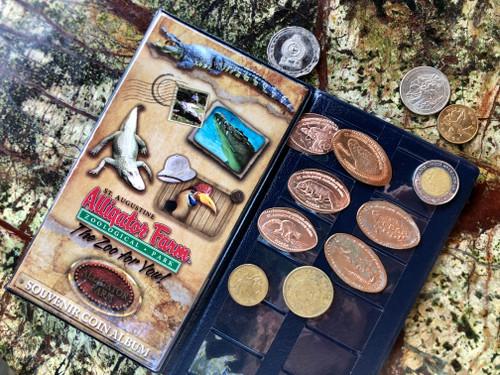 Souvenir Coin Album