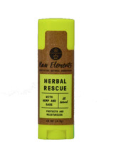 Raw Elements Herbal Rescue Lip Balm