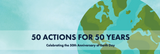 50 Ways to Celebrate 50 Years of Earth Day