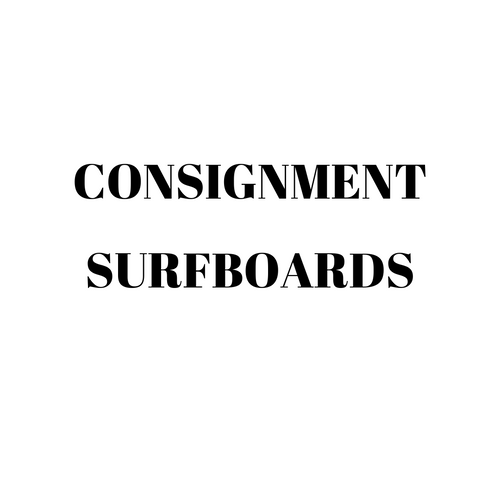 Consignment Surfboard