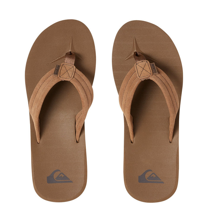 Quiksilver Carver Suede Youth Sandal