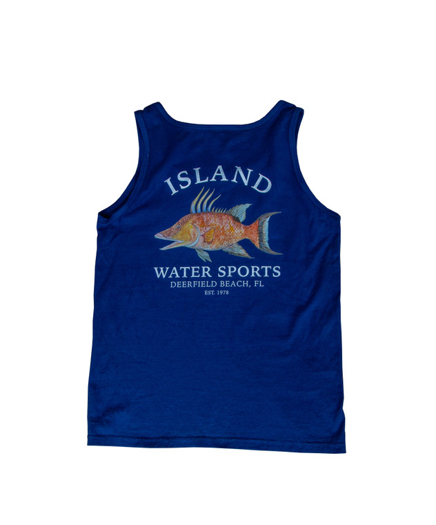 Island Water Sports Hogfish Tank