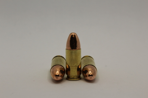 9mm - 115 Grain Plated Round Nose - Reman