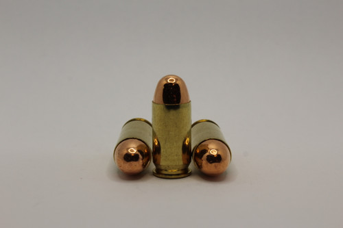 .45 ACP - 230 Grain Plated Round Nose - New