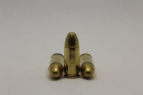 9mm - 115 Grain Full Metal Jacket - New
