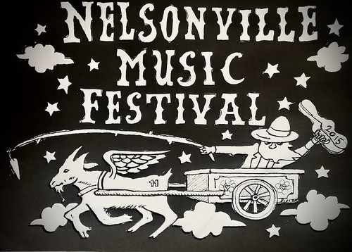 Musician racing toward Nelsonville Music Festival