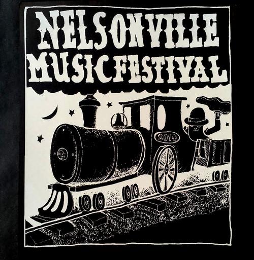 Nelsonville Music Festival 2014