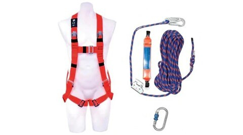 Assessing Height Safety Equipment